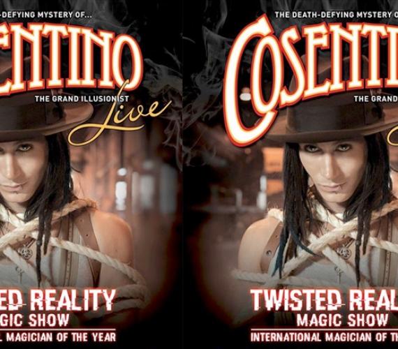 Twisted Reality Tour Bangkok 2015